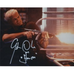 Got Otto James Bond genuine authentic signed autograph photo COA