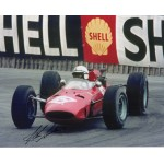 John Surtees F1 Ferrari genuine authentic signed autograph photo 4 COA