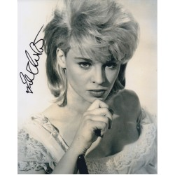 Julie Christie genuine signed authentic signature photo