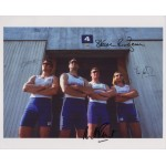Steve Redgrave Pinsent Cracknel Foster Olympics authentic signed photo