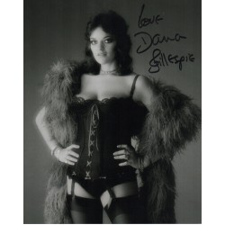 Dana Gillespie genuine signed authentic autograph photo COA UACC AFTAL