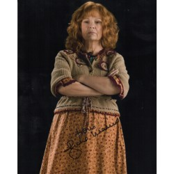 Julie Walters Harry Potter genuine authentic signed autograph photo COA