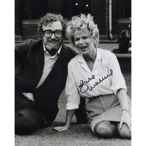 Julie Walters Educating Rita genuine signed autograph colour photo COA UACC