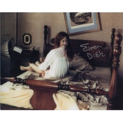 Eileen Dietz Exorcist etc genuine authentic signed autograph photo
