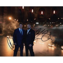 Michael Ball Alfie Boe genuine authentic autograph signed photo