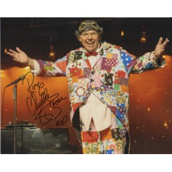 Roy Chubby Brown comedy signed authentic autograph photo UACC