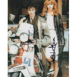 Phil Daniels Leslie Ash Quadrophenia genuine authentic signed photo 3