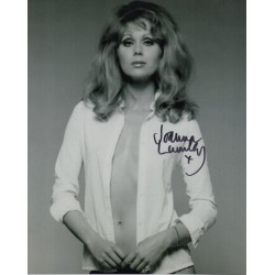 Joanna Lumley Ab Fab authentic signed genuine signature photo 6 COA UACC