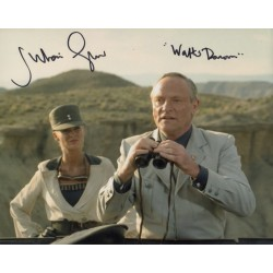 Julian Glover Indiana Jones genuine authentic autograph signed photo
