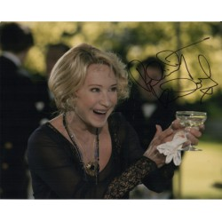 Doctor Who Felicity Kendal signed authentic signature autograph photo COA