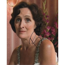 Fiona Shaw Harry Potter authentic signed autograph photo COA UACC