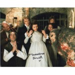 Madeline Smith Hammer horror Authentic signed autograph photo 2 COA