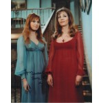 Madeline Smith Hammer signed authentic autograph photo authentic AFTAL