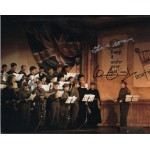 Ian Lavender Williams Dads Army genuine authentic autograph signed photo