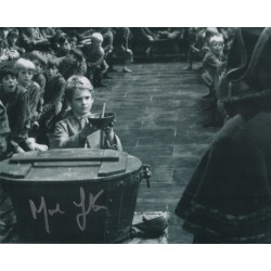 Mark Lester Oliver authentic signed autograph photo 5