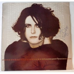 Alison Moyet Hoodoo authentic signed autograph album COA UACC