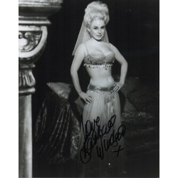 Barbara Windsor Carry On camping genuine authentic autograph signed photo