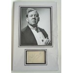 Charles Laughton Hunchback signed authentic autograph photo display COA RACC