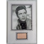Cliff Richard signed authentic genuine signature autograph display 3