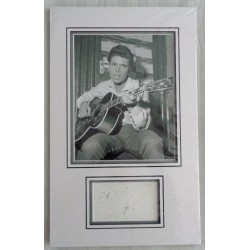 Cliff Richard signed authentic genuine signature autograph display 4