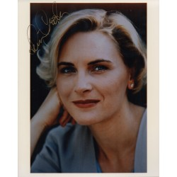 Denise Crosby Star Trek signed authentic signature autograph photo COA UACC