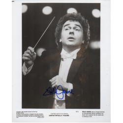 Dudley Moore signed authentic signature autograph photo COA UACC