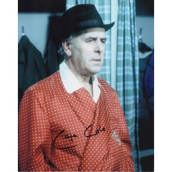 George Cole Minder authentic genuine signed autograph photo 2