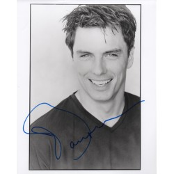 John Barrowman Dr Who etc genuine signed authentic signature photo