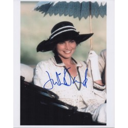 Julia Ormond signed authentic genuine signature photo COA UACC AFTAL