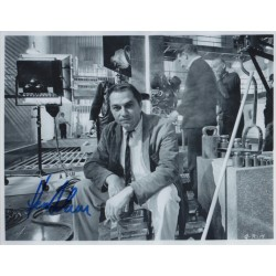Ken Adam James Bond signed authentic genuine signature photo UACC AFTAL