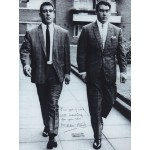 Leonard Nipper Read Kray Twins genuine authentic signed autograph photo COA