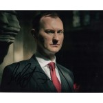 Mark Gatiss Doctor Who Sherlock signed autograph photo COA UACC