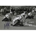 Michael Rutter Superbikes TT authentic signed autograph photo