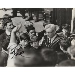 Peter O'Toole Goodbye Mr Chips signed authentic genuine autograph photo COA