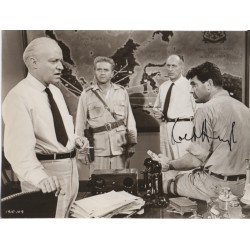 Rock Hudson signed authentic signature autograph photo COA UACC