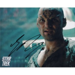 Star Trek Eric Bana signed original celebrity authentic autographs photo COA