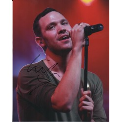 Will Young Music genuine signed authentic autograph photo COA AFTAL