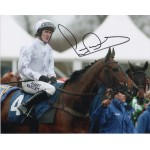 A P McCoy Horse Racing authentic genuine signed colour photo 2