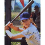 Geena Davis genuine signed authentic signature image COA AFTAL