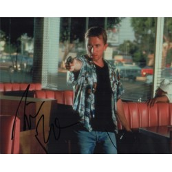 Tim Roth Pulp Fiction genuine signed authentic signature photo COA RACC