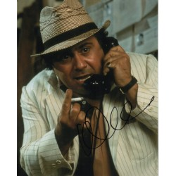 Danny DeVito genuine signed authentic signature photo 2 COA AFTAL