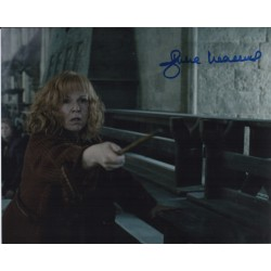 Julie Walters Harry Potter authentic signed original autograph authentic photo