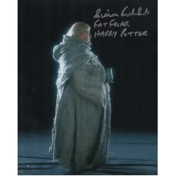 Simon Fisher Becker Harry Potter authentic signed genuine autograph photo