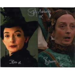 Sally Mortemore Potter Game of Thrones genuine authentic autograph signed photo