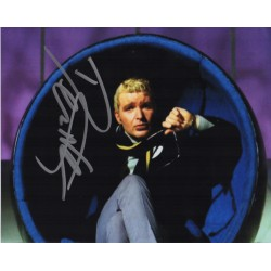 Derren Nesbit The Prisoner authentic signed autograph photo COA RACC