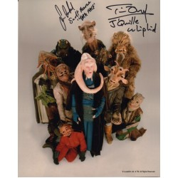 Tim Dry Sean Crawford Star Wars signed authentic genuine photo RACC