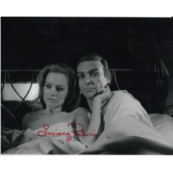 James Bond Luciana Paluzzi genuine signed authentic autograph photo 2