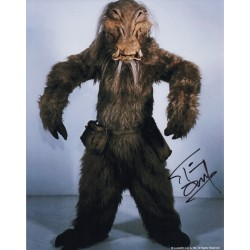 Star Wars Tim Dry signed genuine autograph signature photo 2