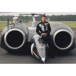 Andy Green Thrust SSC genuine authentic autograph signed photo COA UACC