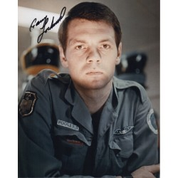 Gary Lockwood Space Odyssey signed genuine signature photo COA RACC